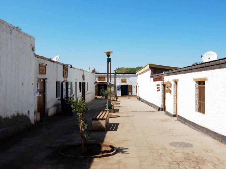 Chile | Gasse in San Pedro de Atacama
