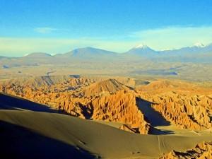 Atacama-Wüste| Sehenswürdigkeiten: Tal des Todes, Valle de la Muerte