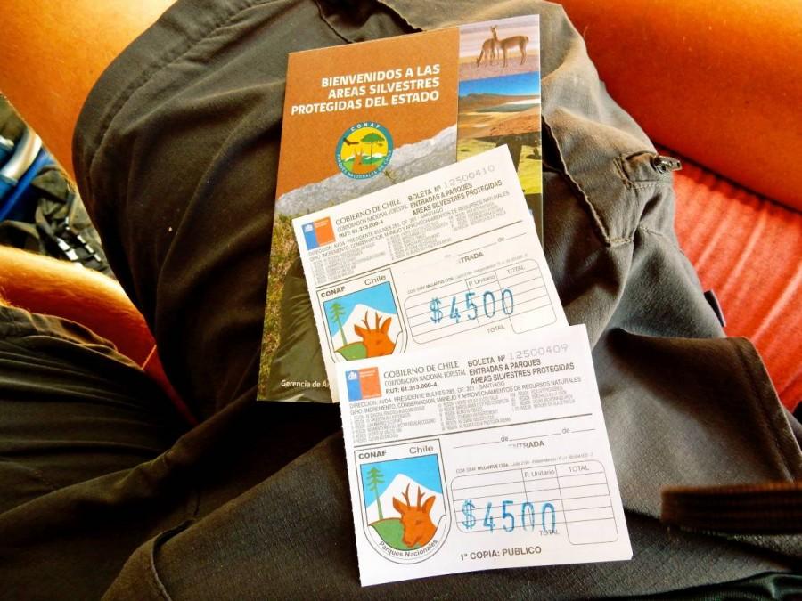 Chile | Temuco, Eintrittskarten inklusive Preise und Karte für den Conguillio National Park