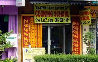 Thailand | Chef LeeZ Kochschule in Bangkok von Außen