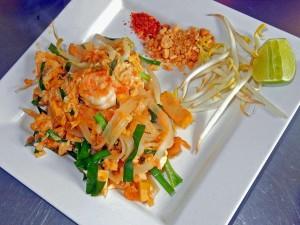 Thailand | Pad Thai in der Kochschule in Bangkok