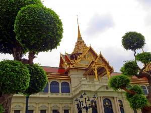 Thailand | Königspalast in Bangkok