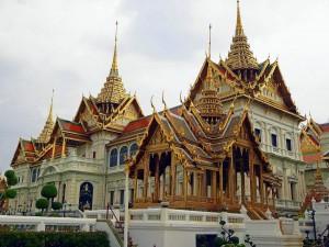 Thailand | Königspalast Wat Phra Kaeo in Bangkok