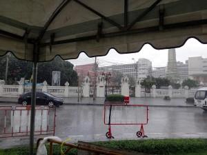 Thailand | Platzregen