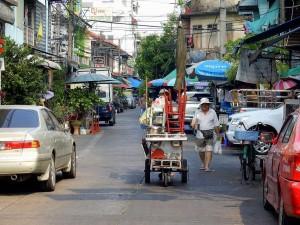 Thailand | Authentische Straße Samsen Soi 4