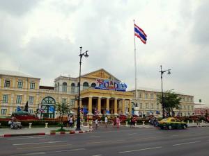 Thailand | Verteidigungsminsterium in Bangkok