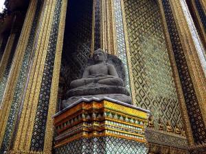 Thailand | Bangkok Wat Phra Keo Königspalast Buddha