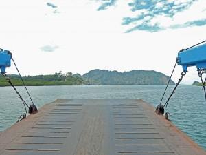 Thailand | Fähre von Ko Lanta Noi nach Ko Lanta Yai