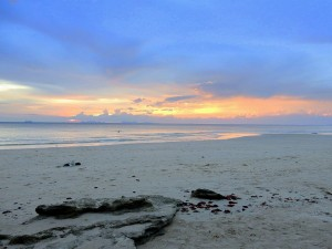 Thailand | Sonnenuntergang am Long Beach auf Ko Lanta