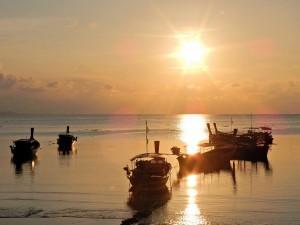 Thailand | Sonnenaufgang am Sunrise Beach auf Ko Lipe