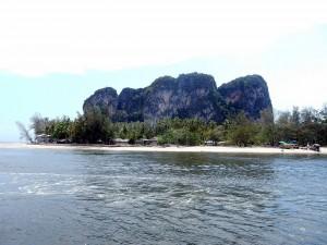 Thailand | Kalksteinfelsen bei Krabi
