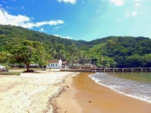Brasilien | Ilha Grande, In der abgeschiedenen Praia Longa kann man die Seele baumeln lassen