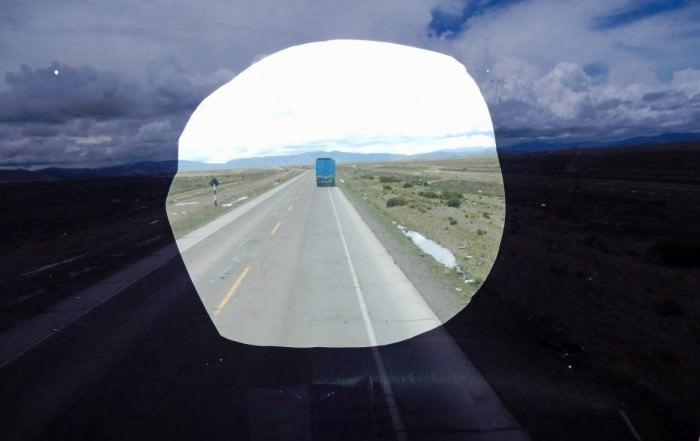 Peru | Panoramafenster im Bus von Arequipa nach Cusco