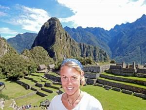 Peru | Machu Picchu, Karin, Inka-Stadt, Ruine, Sonnenschein, Weltwunder