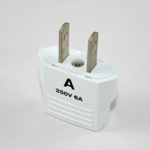 Reiseadapter | Steckdosenadapter, Typ-A-Stecker