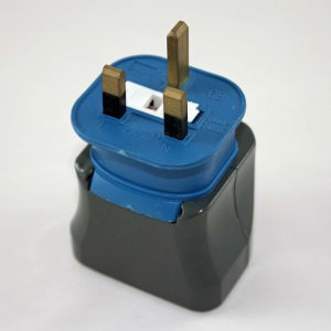 Reiseadapter | Steckdosenadapter, Typ-G-Stecker