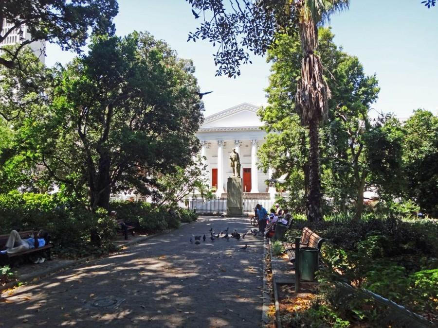 Südafrika | Kapstadt, Stadthaus im Gardens Companys Botanical Garden
