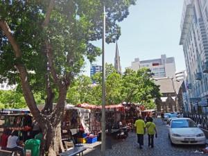 Südafrika | Kapstadt, Green Market Square
