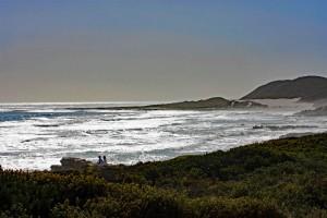 Südafrika | Kapstadt Kap-Halbinsel, Blick vom Kap der Guten Hoffnung Richtung Platboom Beach