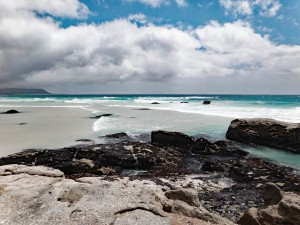 Südafrika | Kapstadt, Kap-Halbinsel, Panorama am Plattboom Beach