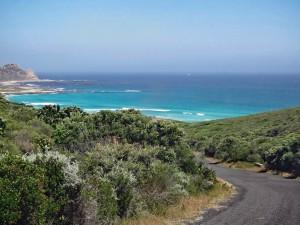 Südafrika | Kapstadt Kap-Halbinsel, Anfahrtsweg zum Kap der Guten Hoffnung