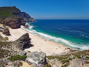 Südafrika | Kapstadt, Kap-Halbinsel, Panorama Dias Beach