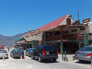 Südafrika | Kapstadt, Kap-Halbinsel, Der Fischmarkt Marinas Wharf in Hout Bay