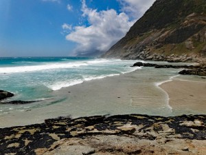 Südafrika | Kapstadt, Kap-Halbinsel, Bucht am Noordhoeck Beach