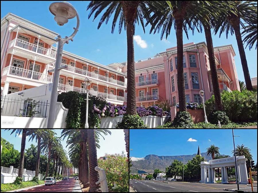 Südafrika | Kapstadt, Eindrücke des Mount Nelson Hotel, das teuerste Hotel in Kapstadt