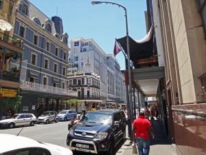 Südafrika | Stadtzentrum von Kapstadt