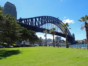 Australien | Sydney, Harbour Bridge