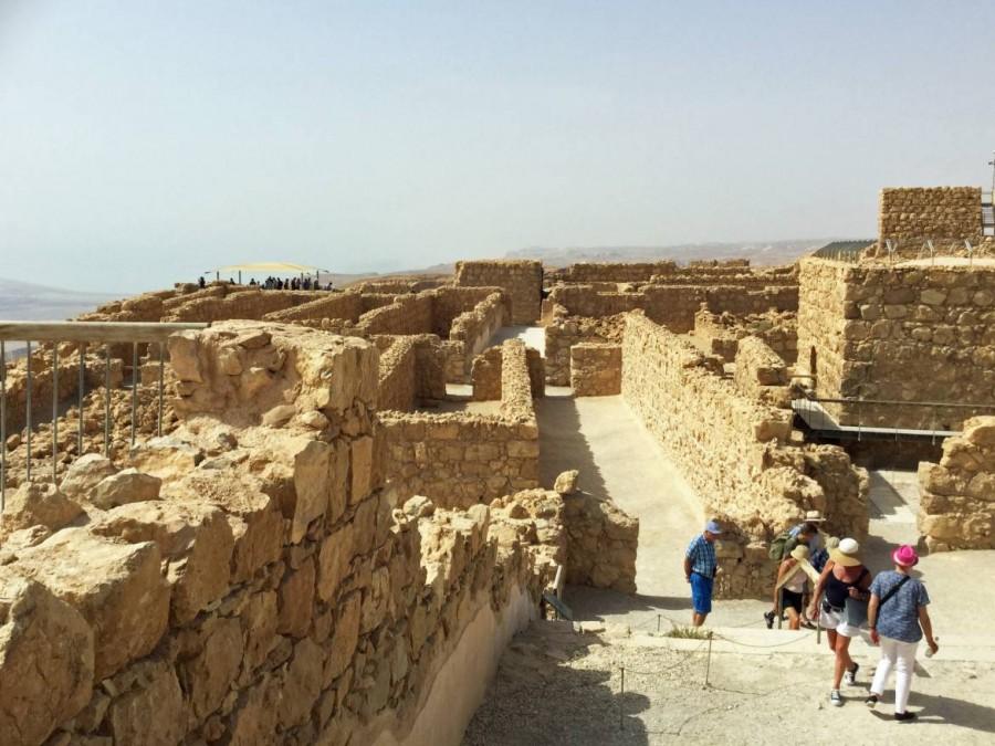 Masada | Die über 2000 Jahre alten Ruinen der symbolträchtigen Festung