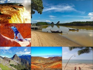Flickr Collage FLASHPACKER-TRAVELGUIDE