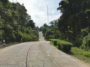 Thailand |Koh Phangan-Guide, Straße von Haad Rin dem Fullmoon-Party-Ort nach Ban Tai