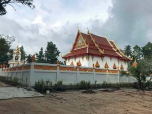 Thailand |Interessante Orte auf Koh Phangan, Wat Rad Charoen Tempel