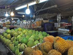 Thailand |Eindrücke vom Fresh Food Markt