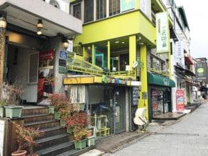 Südkorea | Seoul, im Stadtteil Samcheongdong gibt es viele kleine, kreative Shops