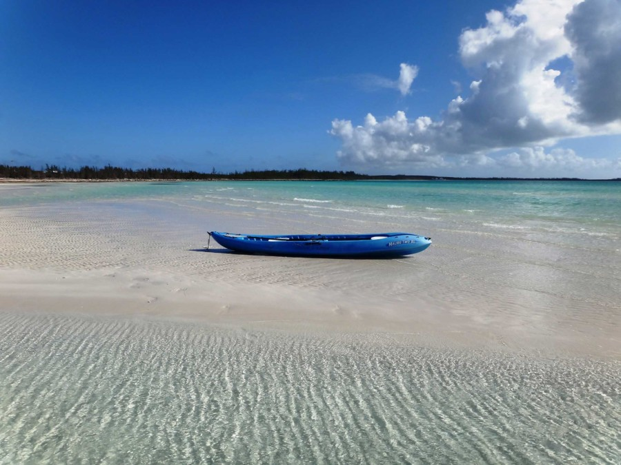 Der perfekte Ort: Eleuthera Bahamas