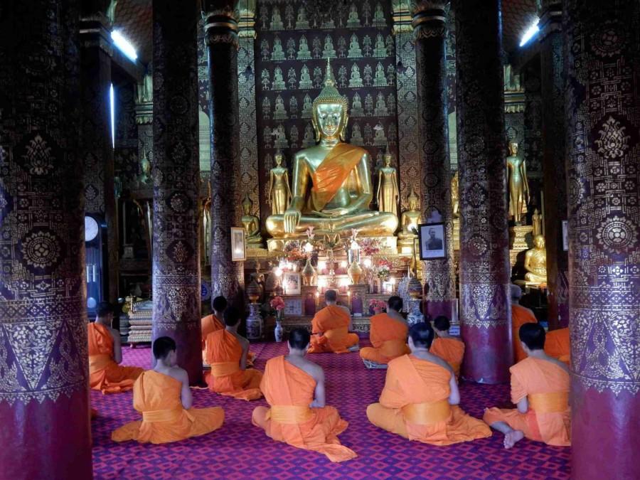 Der perfekte Ort Laos