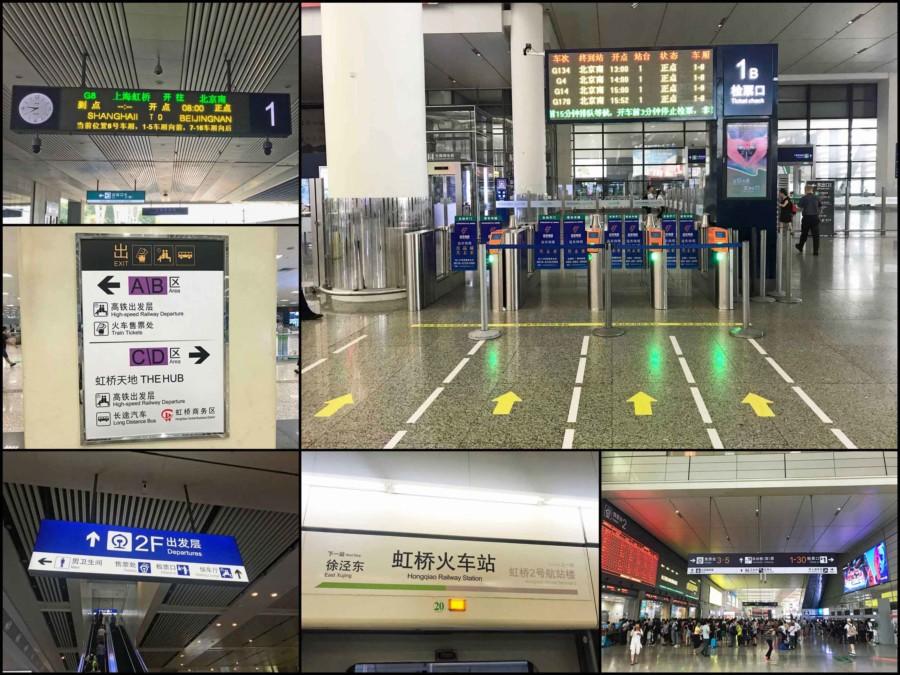 China Fortbewegung: So kommst Du mit dem Zug von Shanghai nach Peking