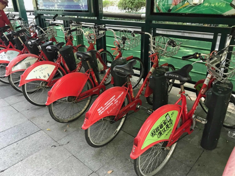 Tipps & Guide: Ein Fahrrad auszuleihen ist in Hangzhou nicht so einfach