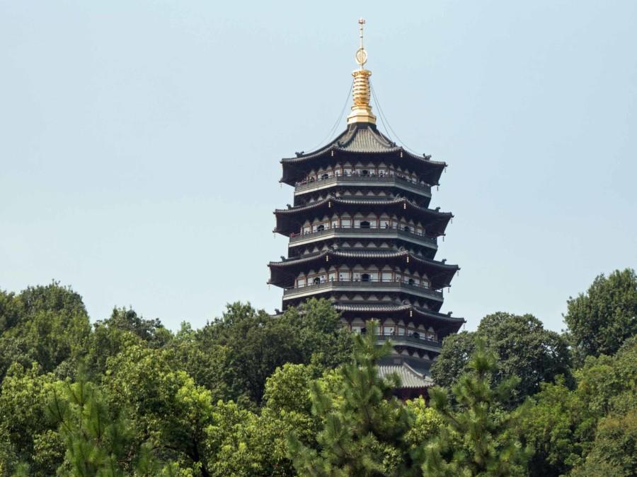 Sehenswürdigkeiten & interessante Orte: Lingyin Tempel am Westsee in Hangzhou