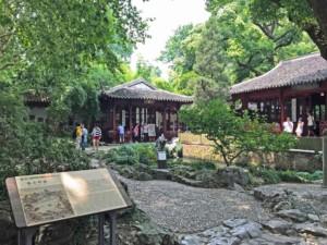 Auch Sehenswürdigkeiten hat der Westsee in Hangzhou zu bieten