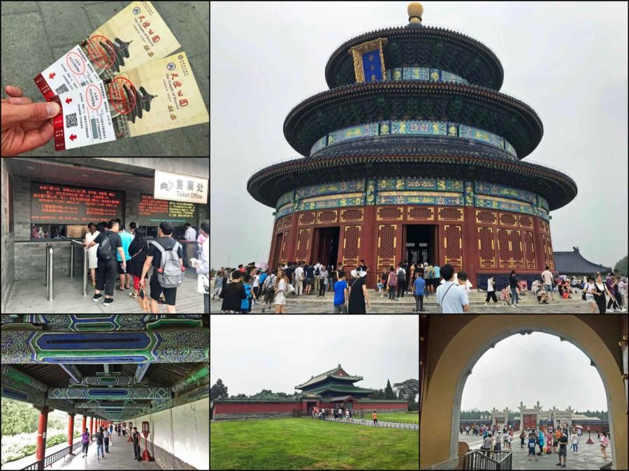Sehenswürdigkeiten Hauptstadt Peking,Tipps & Guide: Eindrücke des Himmelstempel, Tiantan Park