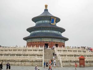 Sehenswürdigkeiten & interessante Orte in Peking: Himmelstempel, Tiantan Park