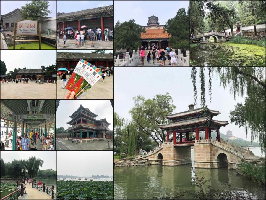 Sehenswürdigkeiten Hauptstadt Peking,Tipps & Guide: Neuer Sommerpalast Eindrücke