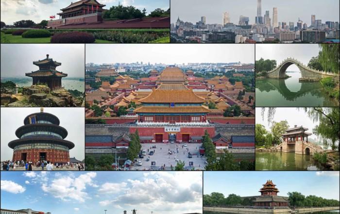 China Peking Sehenswürdigkeiten interessante Orte Hauptstadt Tipps Guide