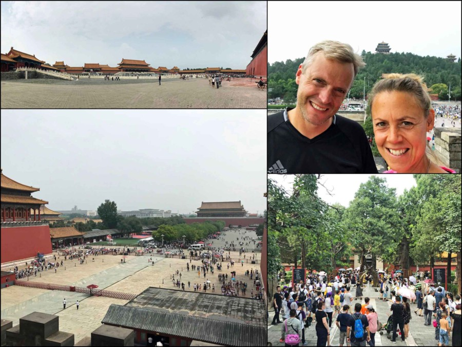 Sehenswürdigkeiten Hauptstadt Peking,Tipps & Guide: Verbotene Stadt Eindrücke