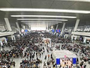 Tipps & Guide: Shanghai Hongqiao Station, der Bahnhof zur Abfahrt nach Hangzhou
