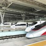 Fortbewegung: Zug fahren in China